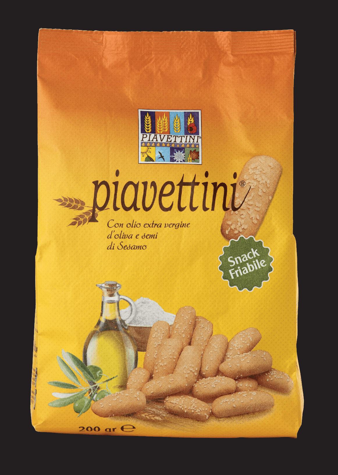 Grissini croccanti sul sito Piavettini.com