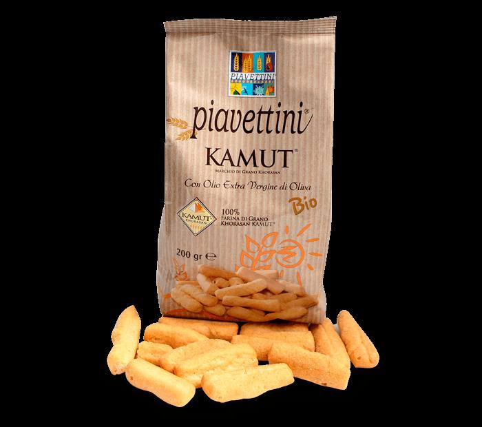 breadsticks Kamut bio Piavettini.com